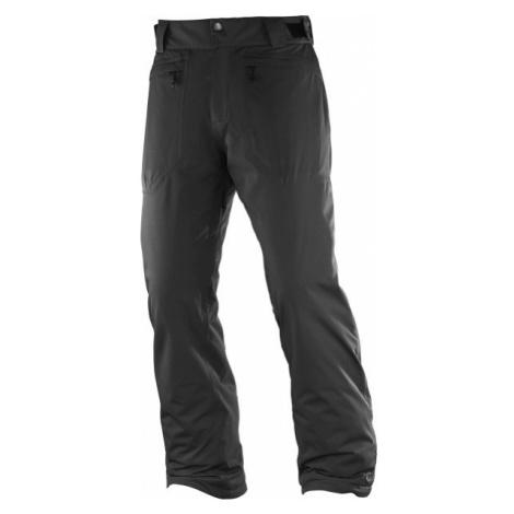 Salomon STORMSPOTTER PANT M black - Men's pants