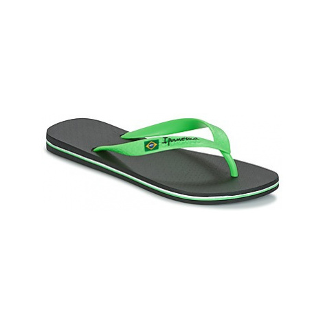 Ipanema CLASSIC BRASIL II KIDS boys's Children's Flip flops / Sandals in Green