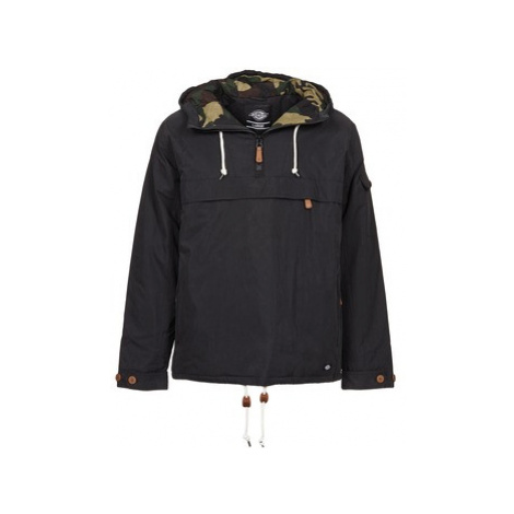Dickies MILFORD men's Jacket in Black
