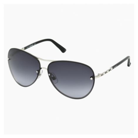 Fascinatione Sunglasses, SK0118 17B, Black Swarovski