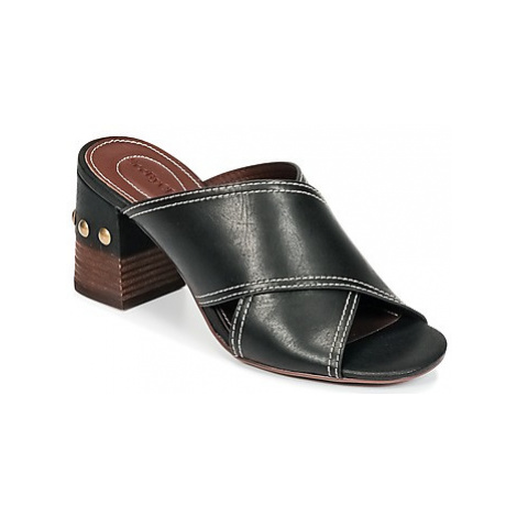 See by Chloé SB30083 women's Mules / Casual Shoes in Black