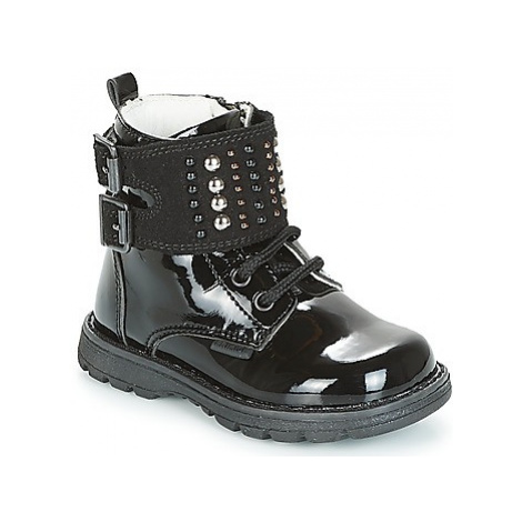 Primigi CAPILO girls's Children's Mid Boots in Black