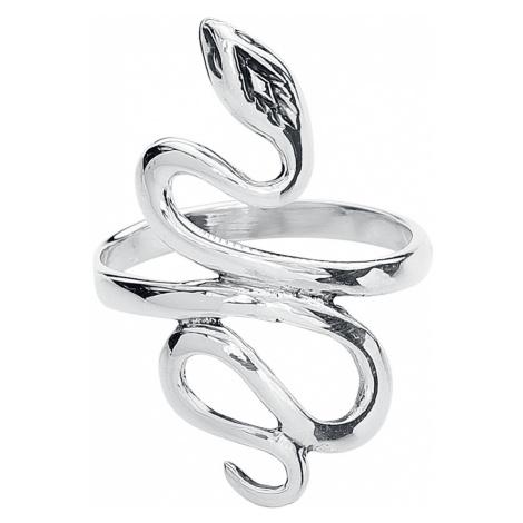 EtNox - Snake - Ring - silver-coloured
