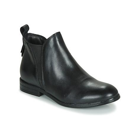 Dream in Green LIMIDISE women's Mid Boots in Black