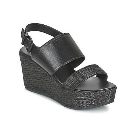 Paul Joe Sister BLOC women's Sandals in Black Paul & Joe