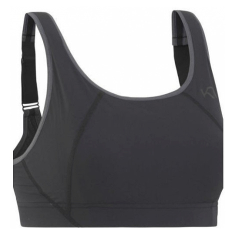 KARI TRAA LIV black - Women's sports bra