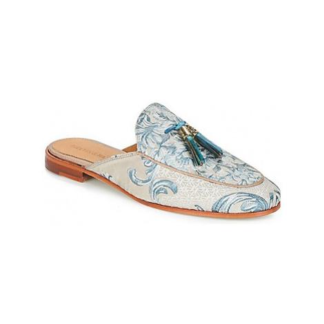 Melvin Hamilton SCARLETT 2 women's Mules / Casual Shoes in Beige Melvin & Hamilton