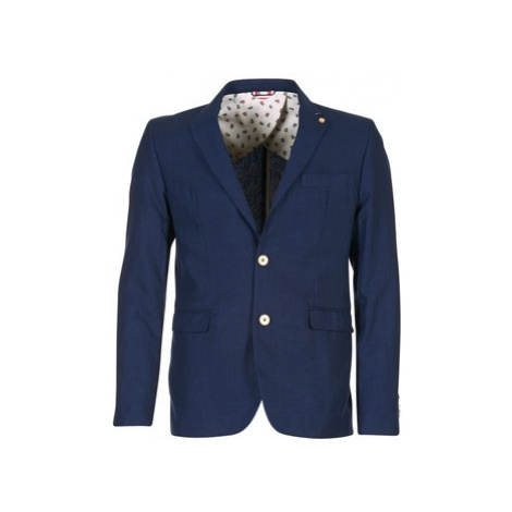 Serge Blanco BOSTON men's Jacket in Blue