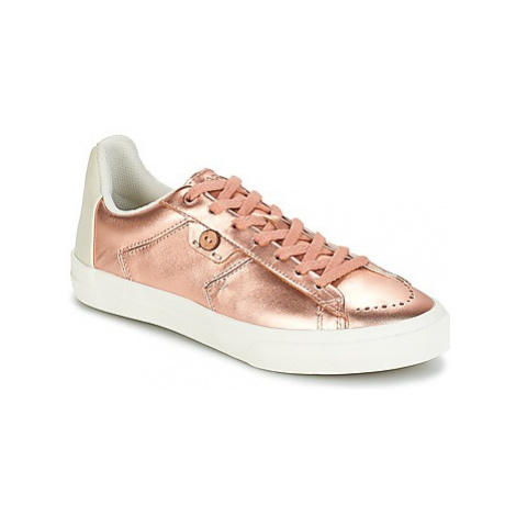 Faguo SLOE03 women's Shoes (Trainers) in Pink