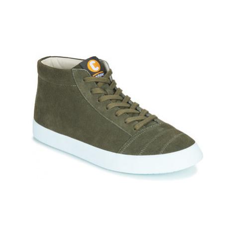 Camper IMAR COPA men's Shoes (High-top Trainers) in Kaki