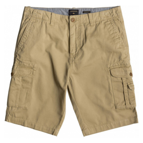 Quiksilver CRUCIAL BATTLE SHORT beige - Men's shorts