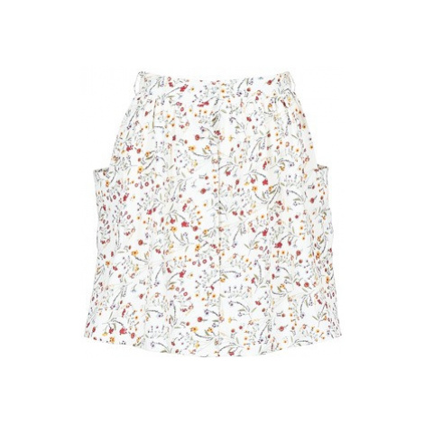 Betty London INNAMA women's Skirt in White