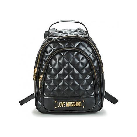Love Moschino JC4206 women's Backpack in Black