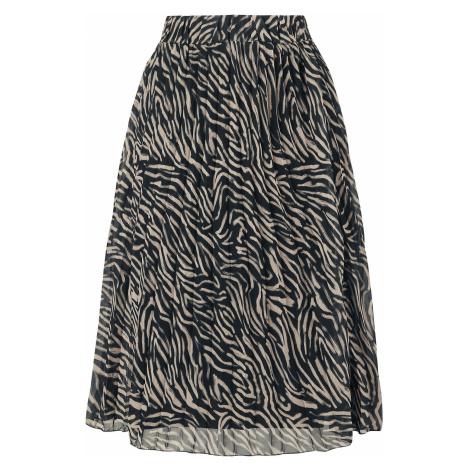 Hailys Cilia Medium-length skirt black Haily´s
