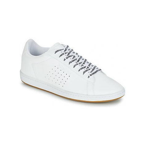 Le Coq Sportif COURTSET BOLD men's Shoes (Trainers) in White