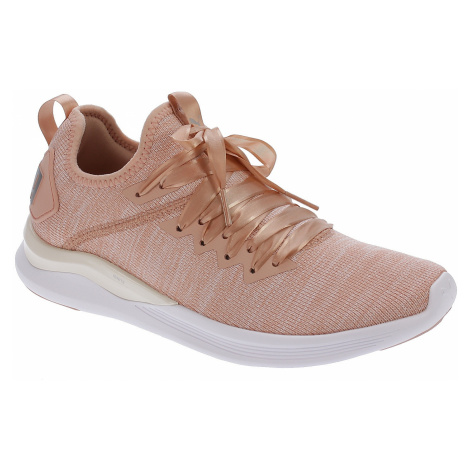 shoes Puma Ignite Flash Evoknit S EP - Peach Beige/Pearl/White
