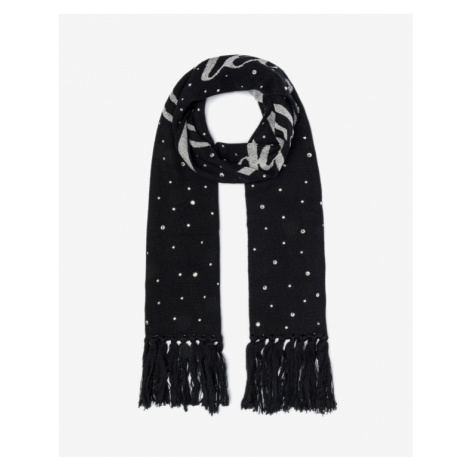 Philipp Plein Sweet Me Kids Shawl Black