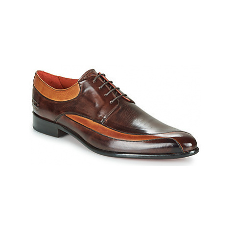 Melvin Hamilton TONI men's Casual Shoes in Brown Melvin & Hamilton