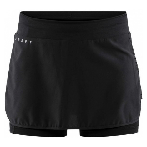 Craft CHARGE W black - Women's functional skirt