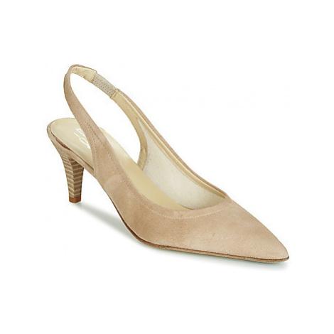 Elizabeth Stuart REVEL women's Court Shoes in Beige