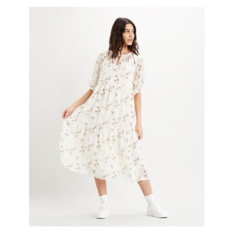 Levi's® Azalea Neutral Dress White Levi´s