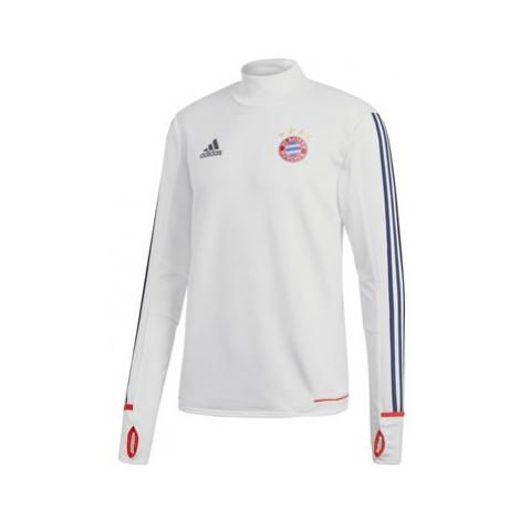 FC Bayern Training Top - White Adidas