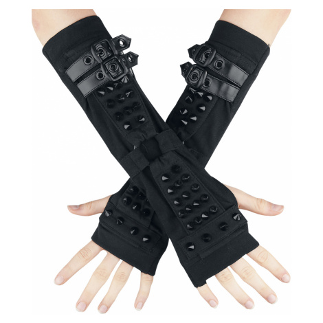 Poizen Industries - Shadow Arm Warmer - Arm warmers - black