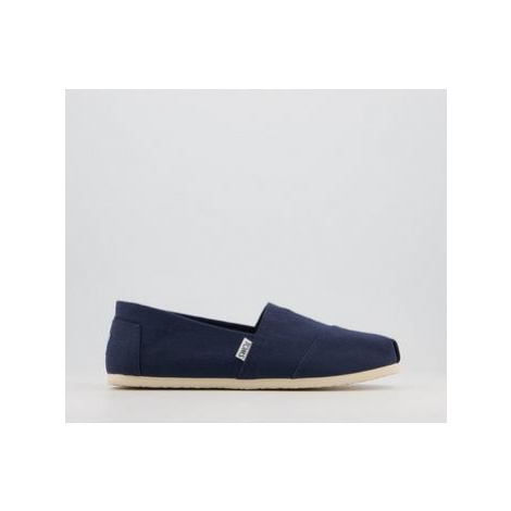 TOMS Toms Classic NAVY CANVAS