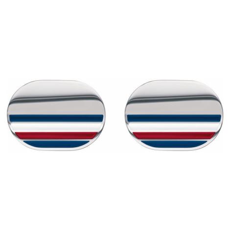 Tommy Hilfiger Jewellery Striped Cufflinks