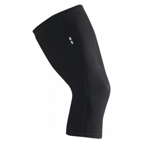 Etape KNEE WARMERS black - Cycling knee warmers