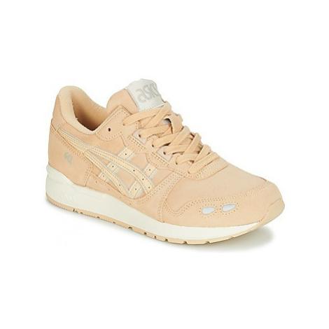 Asics GEL-LYTE women's Shoes (Trainers) in Beige