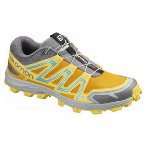 Salomon Speedtrak W yellow - Women's running shoes
