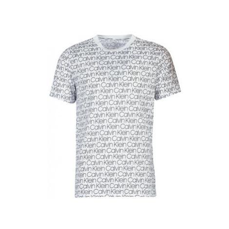 Calvin Klein Jeans 000NM1699E-4ZJ men's T shirt in White