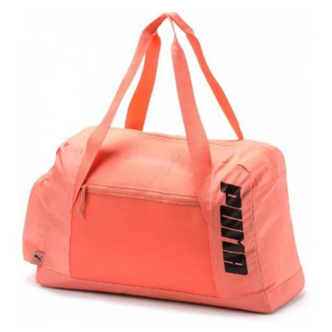 Puma AT GRIP BAG orange - Sports bag
