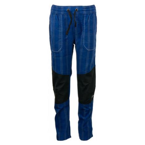 ALPINE PRO RAANO dark blue - Children's pants