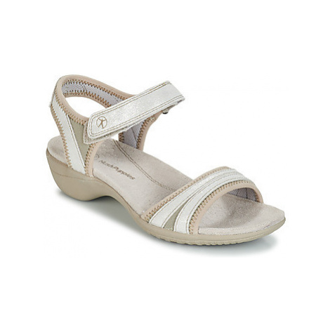 Hush puppies ATHOS women's Sandals in Beige