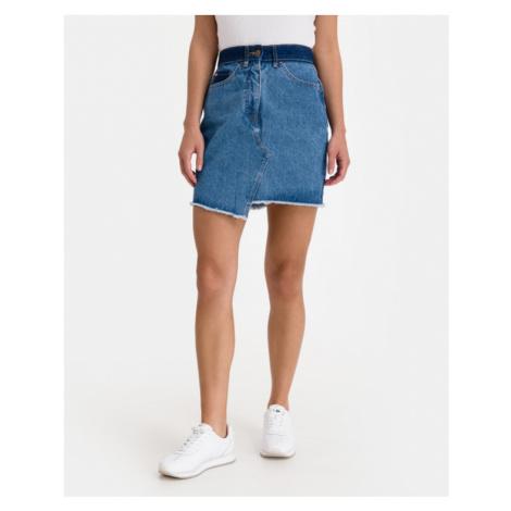 Salsa Jeans Push In Secret Glamour Skirt Blue