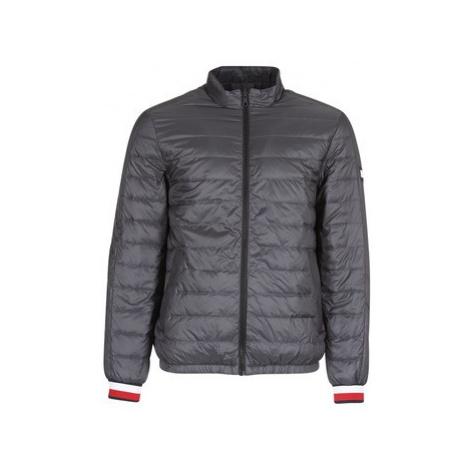 Tommy Hilfiger REVERSIBLE NYLON DOWN men's Jacket in Black