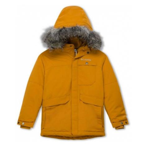 Columbia NORDIC STRIDER yellow - Boys' jacket