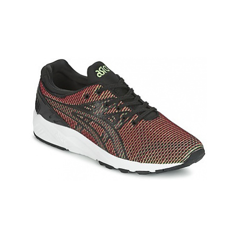 Asics GEL-KAYANO TRAINER EVO men's Shoes (Trainers) in Red