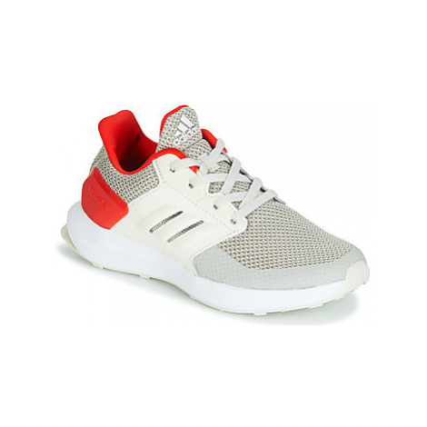 Adidas RAPIDARUN K boys's Children's Sports Trainers in Grey
