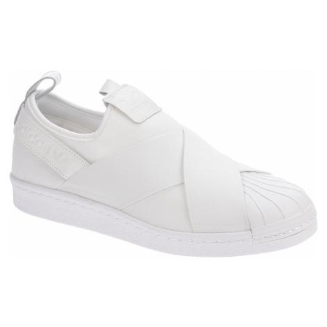shoes adidas Originals Superstar Slip-On - White/White/White