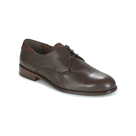 So Size HUPO men's Casual Shoes in Brown