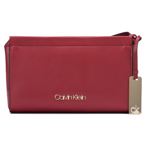 Calvin Klein Enfold Cross body bag Red