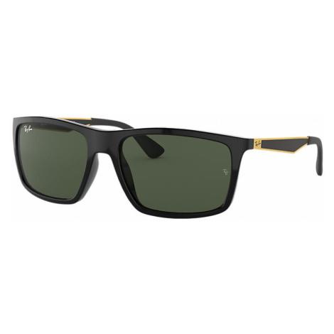 Ray-Ban Rb4228 Man Sunglasses Lenses: Green, Frame: Gold - RB4228 622771 58-18