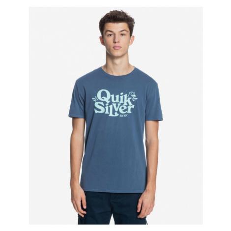Quiksilver Tall Heights T-shirt Blue
