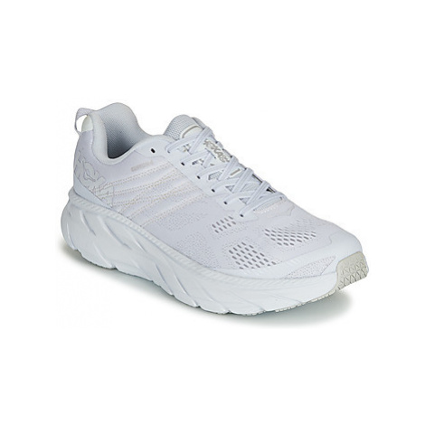 Hoka one one CLIFTON 6 men's Running Trainers in White