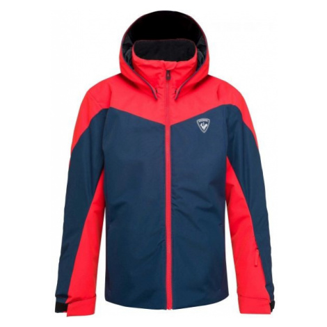 Rossignol BOY FONCTION JKT red - Children's ski jacket