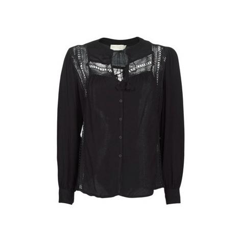 See U Soon TARA women's Blouse in Black