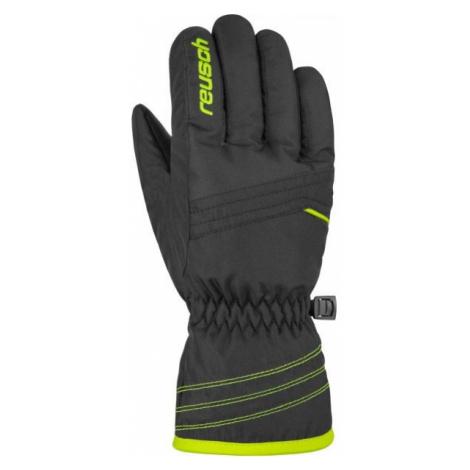 Reusch ALAN JR yellow - Kids' ski gloves